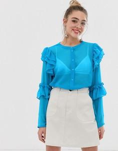 909590698ca Купить женские блузки Monki в интернет-магазине Lookbuck