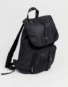 Нейлоновый рюкзак Peter Werth Nason - Черный