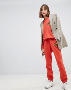 Спортивные брюки с логотипом Vivienne Westwood Anglomania - Красный