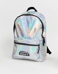 Рюкзак переливающейся расцветки adidas Originals - RYV - Мульти