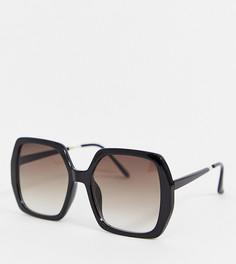 Большие солнцезащитные очки ALDO - Черный