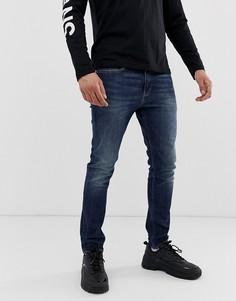Джинсы скинни Calvin Klein Jeans - Синий