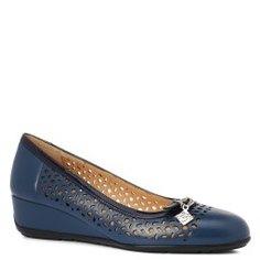 Туфли GIOVANNI FABIANI G6337 темно-синий