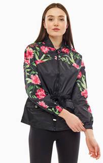 Ветровка с цветочным принтом Juicy by Juicy Couture