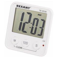 Часы настольные REXANT RX-100a