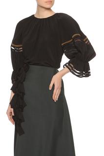 Блуза Fendi
