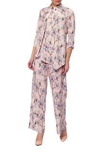 Костюм: блуза, брюки Adzhedo