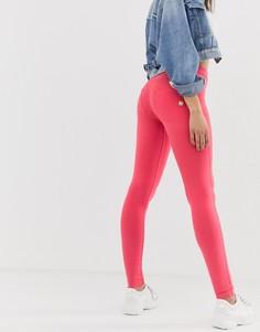 Облегающие джинсы с классической талией и моделирующим эффектом Freddy - WR.UP - Оранжевый