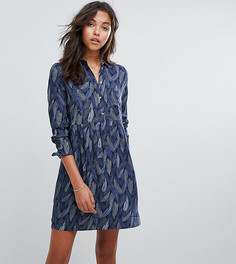 Платье на пуговицах Esprit - Мульти
