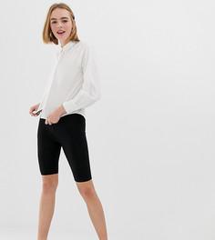 Черные шорты-леггинсы Monki - Черный