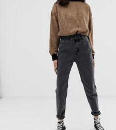 Серые джинсы в винтажном стиле Pimkie - Серый