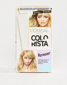 Средство для удаления краски с волос LOreal Paris Colorista - Бесцветный