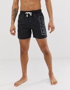 Пляжные шорты Rip Curl beachbreak - Черный