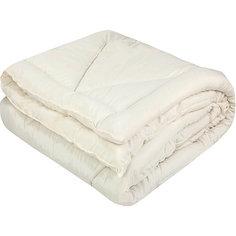 Одеяло Василиса, 140х205 см, микрофибра / шерсть мериноса