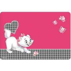 Подкладка настольная пластиковая ErichKrause Cat Marie, А3 Disney