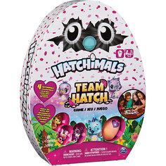 Настольная игра Hatchimals c фигурками Spin Master
