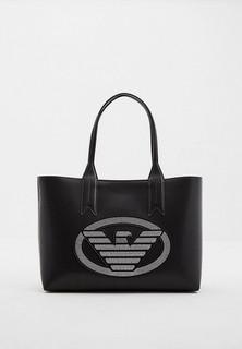 6a1e8d572d03 Купить женские сумки Emporio Armani в интернет-магазине Lookbuck