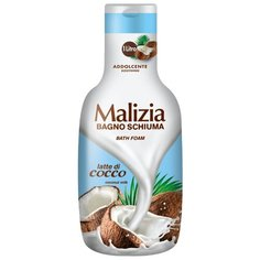 Malizia Пена для ванн Coconut