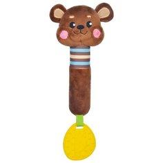 Прорезыватель-погремушка Жирафики