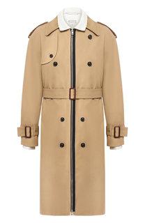 Комплект из плаща и куртки Maison Margiela