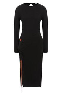 Платье-миди Loewe