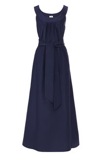 Платье из смеси хлопка и шелка Colombo