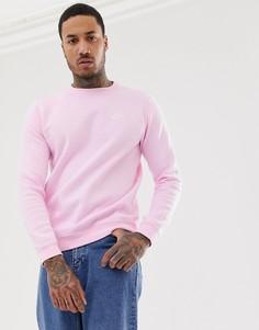 Розовый свитшот с круглым вырезом Nike Club - Розовый