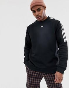 Черный свитшот adidas Originals - Черный