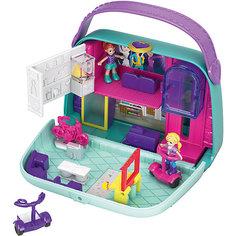 Игровой набор Polly Pocket, Торговый центр Mattel