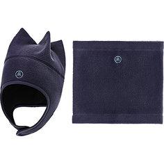 Комплект: шапка и шарф-снуд Premont