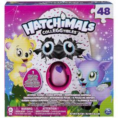 Пазл Hatchimals с фигуркой, 48 элементов Spin Master