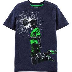 Футболка с коротким рукавом carters для мальчика Carters