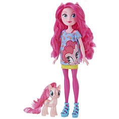 "Игровой набор Equestria Girls ""Кукла и пони"", Пинки Пай Hasbro"