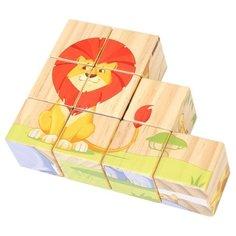Кубики-пазлы Lucy & Leo