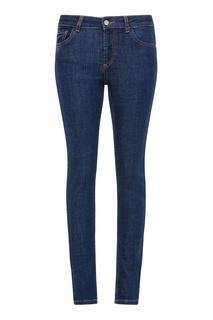 Синие джинсы-скинни Claudie Pierlot