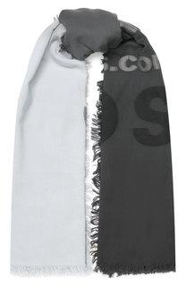 Хлопковый шарф Acne Studios