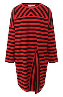 Хлопковый пуловер Sonia Rykiel