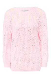 Вязаный пуловер Vika Gazinskaya