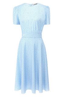 Платье в горох Vika Gazinskaya