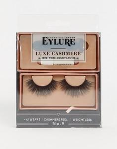Накладные ресницы Eylure Luxe Lashes Cashmere No.9 - Черный