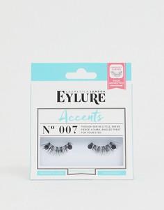 Накладные ресницы Eylure Lashes Accent 007 - Черный