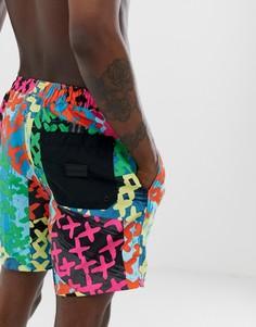 Пляжные шорты Quiksilver Variable Volley - 17 дюймов - Мульти