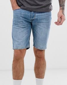 Синие джинсовые шорты Jack & Jones - Синий