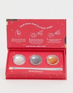 Набор для маникюра Le Mini Macaron Disco Nails For Days - Мульти
