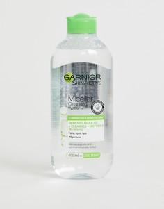 Очищающая мицеллярная вода для комбинированной кожи Garnier, 400 мл - Бесцветный