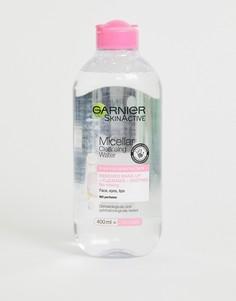 Очищающая мицеллярная вода для чувствительной кожи Garnier, 400 мл - Бесцветный