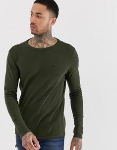 Джемпер с длинными рукавами Tommy Jeans - Зеленый