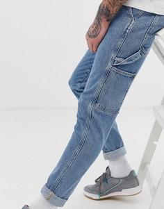 Синие джинсы Jack & Jones Intelligence - carpenter - Синий