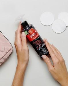 Очищающая жидкость с эффектом детоксикации с экстрактом древесного угля Yes To Tomatoes - Бесцветный