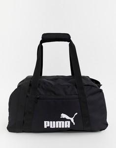 Черная небольшая сумка Puma Phase - Черный